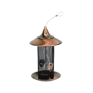 Copper Provincial Seed Feeder