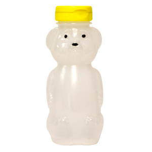 Honey Bear 8 oz. Container