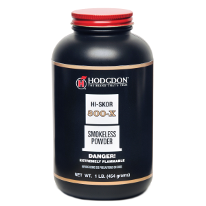 Hi-Skor 800-X Smokeless Powder