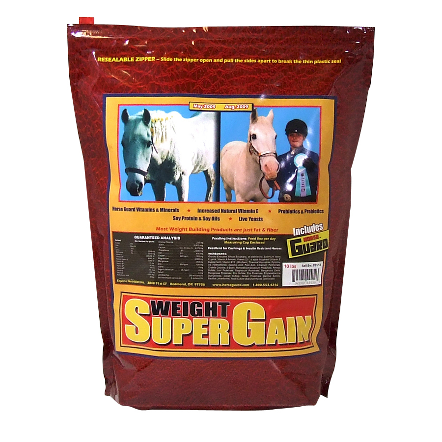 Murdoch S Horse Guard Super Weight Gain Equine Supplement