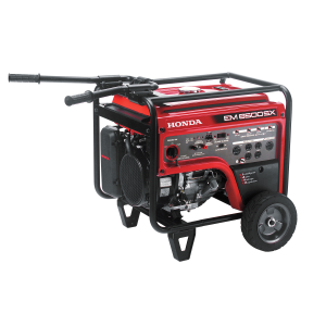 Electric Start Generator 6500W-EM6500S