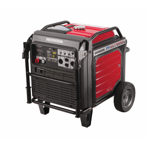 EU7000is Electric Fuel Injection Super Quiet Generator