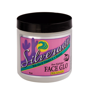 Highlighting Face Glo for Show Horses - Neutral