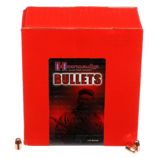 Murdoch's – Hornady - 10mm  400 180 Grain FMJ-FP box of 500 Bullets