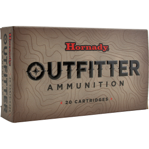 .300 Winchester Magnum 180 Grain GMX Outfitter Ammo