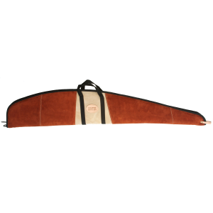 Suede Scoped Rifle Case