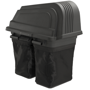 "Lawn Mower Double Bagger - Fits 42"" Lawn Tractors"