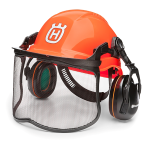 Classic Hard Hat Forestry Helmet System