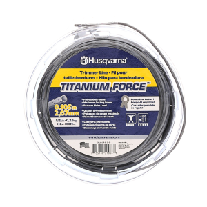 Titanium Force Trimmer Line - 0.105""