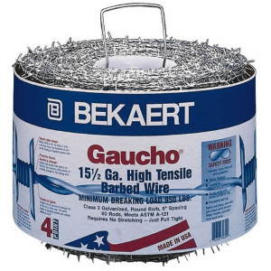 15.5 Gauge High Tensile Barbed Wire