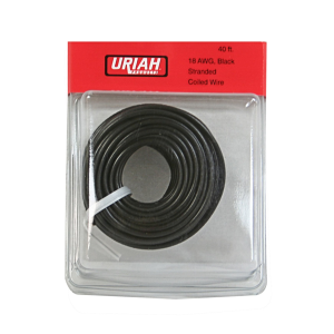 18 Gauge 40' Packaged Wire