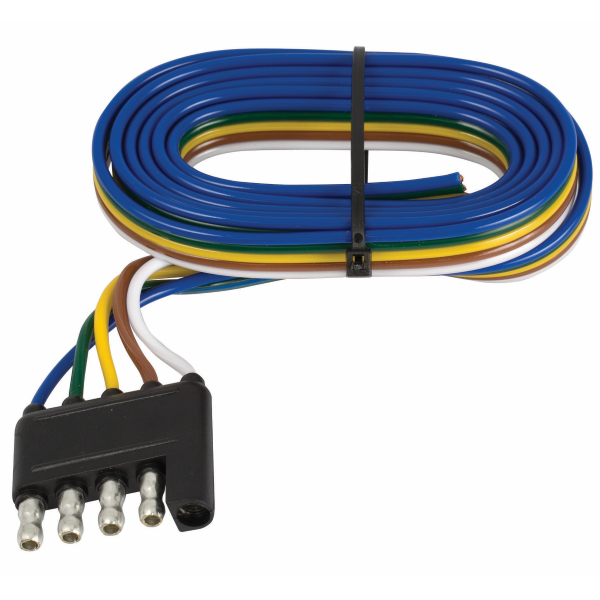 Flat Trailer Wire Connector