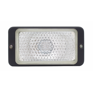"Halogen Tractor Light With Trapezoid Light Pattern  3"" x 5"""