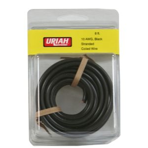 10 Gauge 8' Packaged Wire