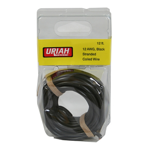 12 Gauge 12' Packaged Wire
