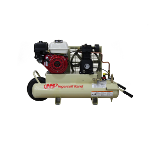 5.5 HP 8 Gallon Twin Tank Air Compressor - SS3J5.5GH-WB