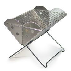 Flatpack Grill and Fire Pit image
