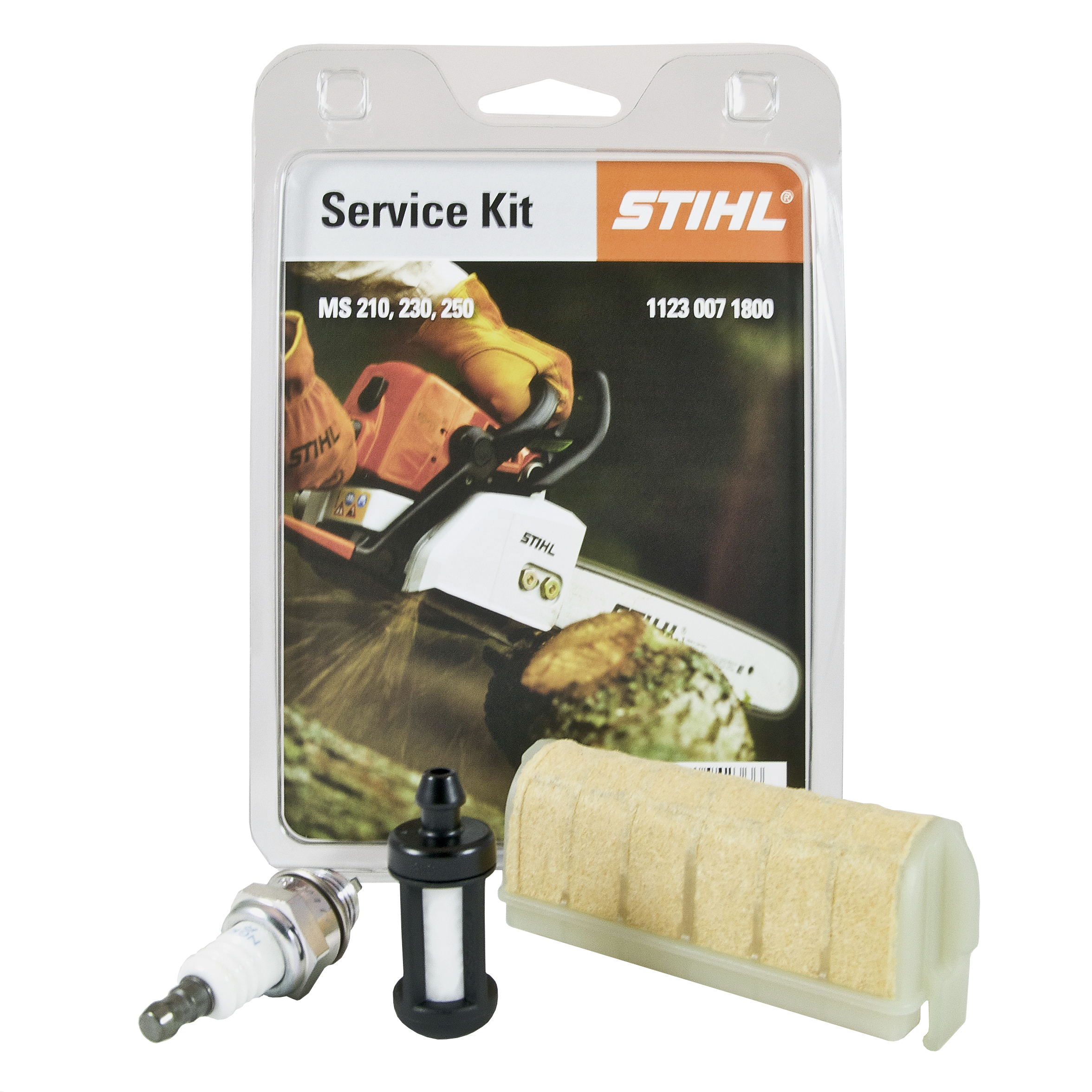 Murdoch's – STIHL - Chainsaw Service Kit for MS 210, 230 & 250 Models