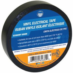 Vinyl Electrical Tape 60 Ft