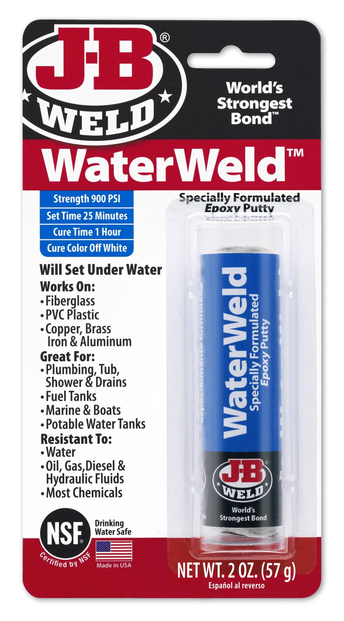 Murdoch S J B Weld Waterweld Epoxy Putty