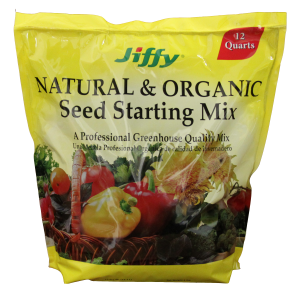 Natural & Organic Starter Mix 12 QT