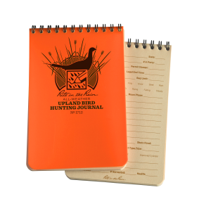 Upland Bird Journal