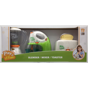 Play at Home Toy Appliances Set