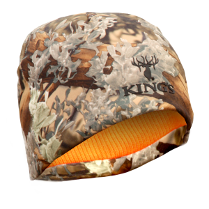 Men's  Camo Blaze Reversible Beanie