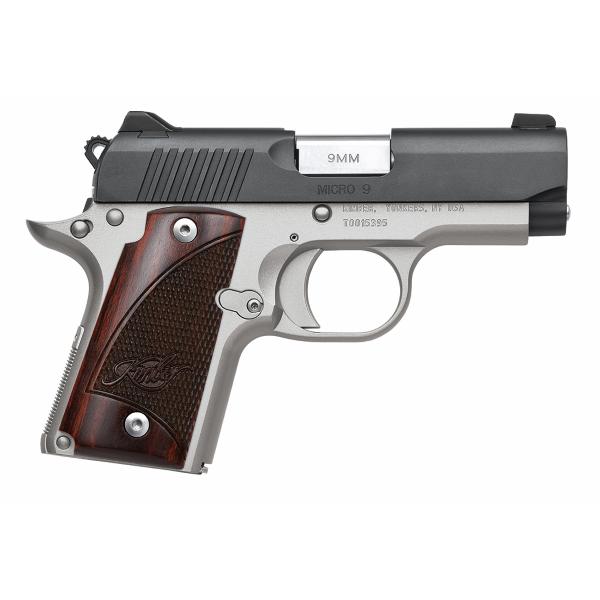 Murdoch's – Kimber - Micro 9 Two Tone Pistol