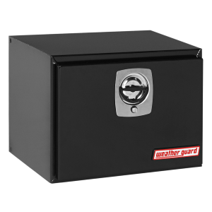 "24"" Underbed Steel Storage Box 4.5 cu ft"