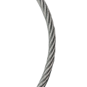 7 x 19 Galvanized Wire Rope Cable