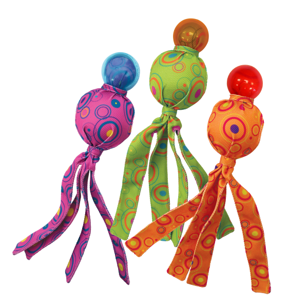 Wubba Cosmos Dog Toy - Assorted Colors
