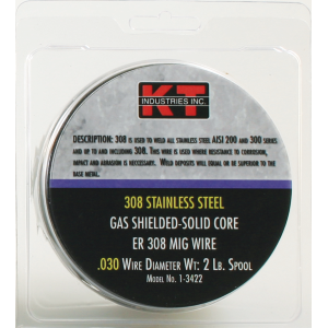 .030 Stainless Steel Mig Wire 308