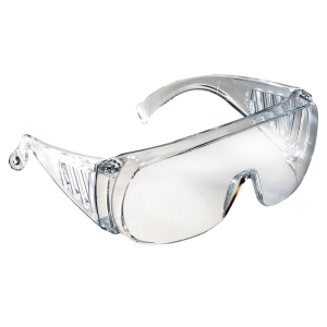 Clear Visitor Safety Glasses
