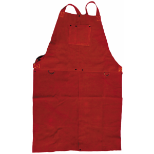 "Leather Welding Apron - 24"" x 36"""