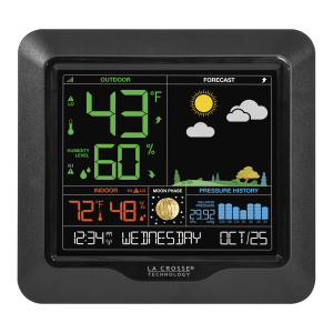 Wireless Color Weather Forecast Station