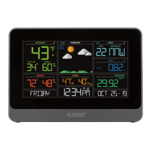 Complete Personal Wi-Fi Weather Station with AccuWeather