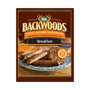 Backwoods Breaskfast Fresh Sausage Seasoning
