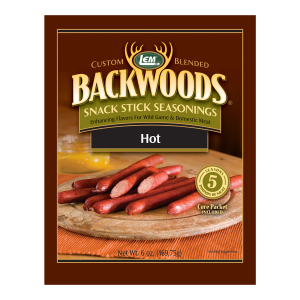 Backwoods Hot Snack Stick Seasoning