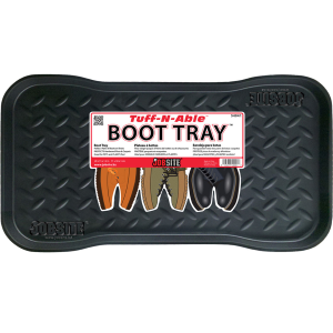 Plastic Boot Tray