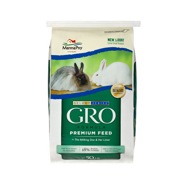 Select Series GRO Formula