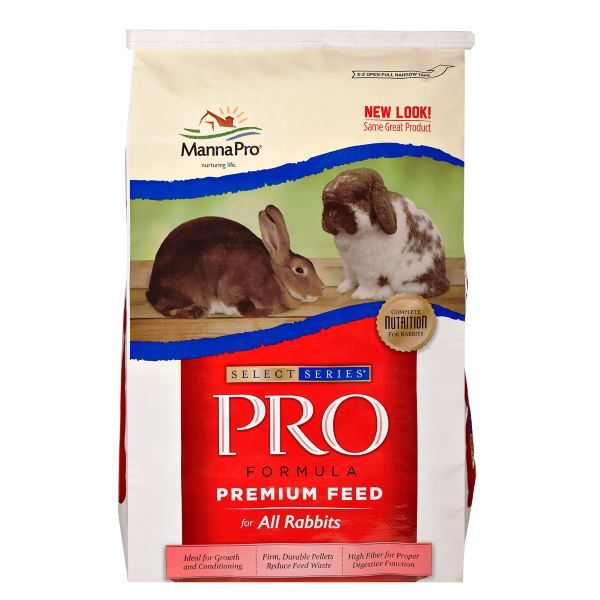 Rabbit Food Pro Formula