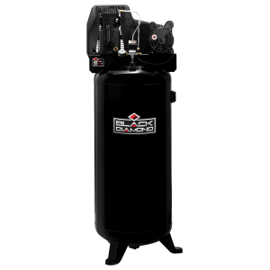 60 Gallon Oil-Lubed Belt Driven Air Compressor