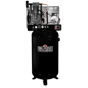 5 HP 80 Gallon Industrial Stationary Air Compressor