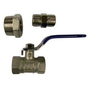 Air Compressor Ball Valve Kit
