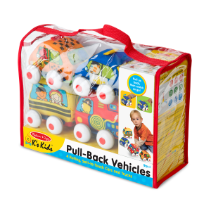 Pull Back Vehicles - Baby and Toddler