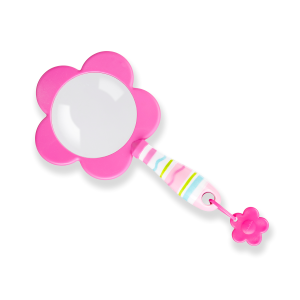 Pretty Petal Magnifying Glass