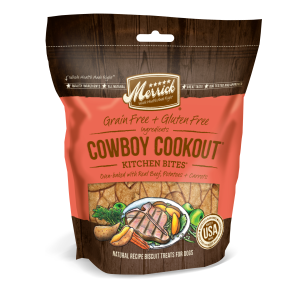 Kitchen Bites - Cowboy Cookout Dog Treats