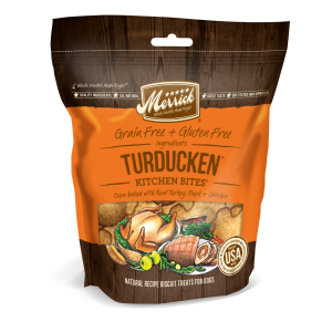 Kitchen Bites - Turducken Dog Treats