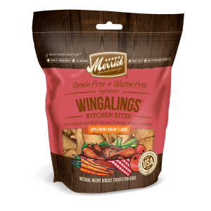 Kitchen Bites - Wingalings Applewood Bacon Dog Treats